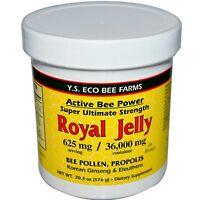 Y S Eco Bee Farms Royal Jelly 20 3 oz 576 g Organic