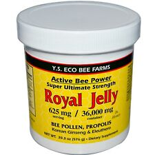 Y S Eco Bee Farms Royal Jelly 20 3 oz 576 g Organic