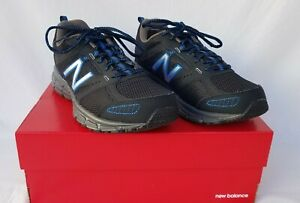New Men's New Balance M430V1 Running Shoes M430LB1 Black/Blue