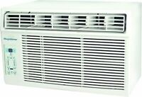 Keystone 8,000 BTU 3-Speed Window Air Conditioner w/ Remote