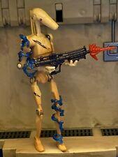 Star Wars Saga E2 AOTC Battle Droid Arena Battle figure loose, complete