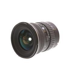 Tokina 11-16mm F/2.8 Aspherical AT-X Pro IF DX SD EF Mount Lens EP