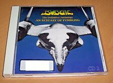 BUDGIE - An Extacy Of Fumbling CD2 - The Definitive Antoligy CD-2 Album (211)