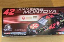 Motorsports Authentics #42 Juan Pablo Montoya Action Nascar Diecast  Car 1/24