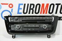 BMW Centralina Automatica a/C Audio Funzionamento Bedienteil Clima 3er F30 F32