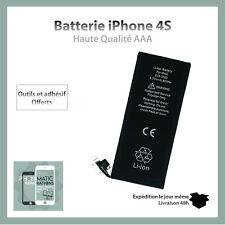 BATTERIE INTERNE POUR IPHONE 4S NEUVE + OUTILS + STICKER