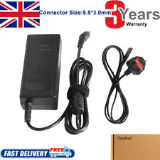 LAPTOP ADAPTER CHARGER FOR SAMSUNG NP-R730 NP-R510 NP-R530 POWER SUPPLY+UK LEAD