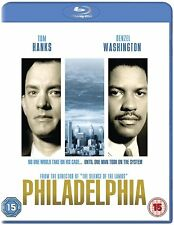 PHILADELPHIA [Blu-ray Disc] (1993) Tom Hanks, Denzel Washington Movie