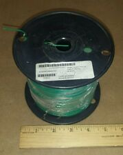 ( 1000FT ) Spool M16878/1BGE5 (Green Wire) Tin Plated Copper 20 Awg 19 Strand