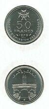 ESSAI 100 FRANCS COMORES 1977