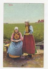 Marken Netherlands Vintage Postcard 227a
