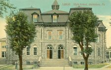 Bethlehem,PA. x Front of High School