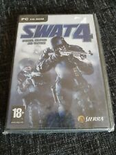 SWAT 4 Special Weapons and Tactics 2005 FPS SHOOTER PC GAME - ORIGINAL
