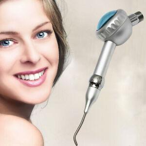 Dental Air Polisher Flow Teeth Polishing Handpiece Hygiene Prophy Jet 2H Dentist