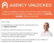 Neil Patel - Agency Unlocked Value: $1495.00