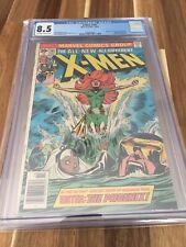 The X-Men #101 (Oct 1976, Marvel) CGC 8.5 Off-White to White Pages First Phoenix