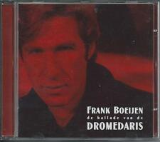 FRANK BOEIJEN - De ballade van de Dromedaris CD Album 10TR HOLLAND 1999