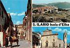 Cartolina - Postcard - S. Ilario - Isola d'Elba - vedutine - anni '60