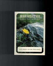 Maranatha - Andachtsbuch, Band 195 - 1994