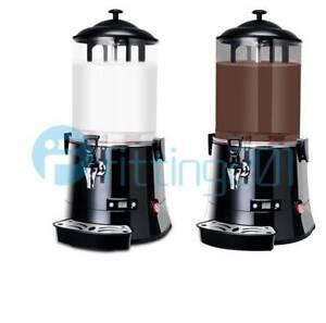 New 5L Hot Chocolate Maker Commercial Hot Beverage Dispenser Machine