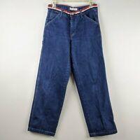 Tommy Hilfiger Women's Vintage 2001 Carpenter Jeans Size 6
