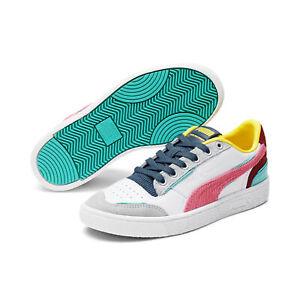 PUMA Junior Ralph Sampson Lo Bubblegum Sneakers
