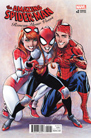 The Amazing Spider-Man Renew Your Vows #2  Marvel J Scott Campbell Variant  NM