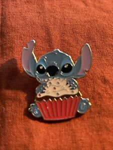 Disney Pin Meal Time Loungefly BoxLunch Mystery Blind Box  Stitch Cupcake