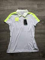 Nike Manchester City Womens Golf T-Shirt Small BNWT