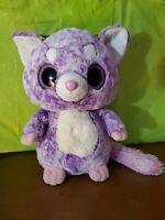 """Aurora Yoohoo & Friends Purple Pink Long Tail Stuffed Plush Animal Toy 15"""""""