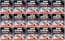 Gillette Contour Plus (Gillette Atra Plus) Refill Blade, 75 Cartridges NEW