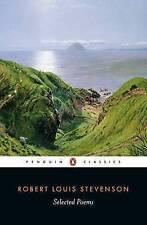 Selected Poems by Robert Louis Stevenson (Paperback, 1998)