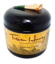 Camille Beckman Glycerine Hand Therapy Cream 4 oz – Tuscan Honey Scent