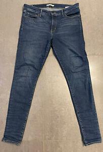 Levis 310 Shaping Super Skinny W32/L32 Dark Blue