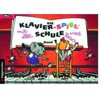 DIE KLAVIER-SPIEL-SCHULE,Bd.1, Klavierschule für Kinder
