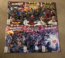 New listing Justice League Dc 52 #22-23 Dark #22-23 & America #6-7 Trinity War 1-6 Comics