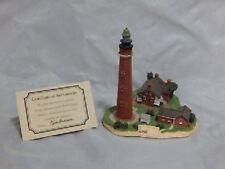 Harbour Lights 1996 Ponce de Leon, FL Lighthouse #408 - MIB w/ COA, Original Box