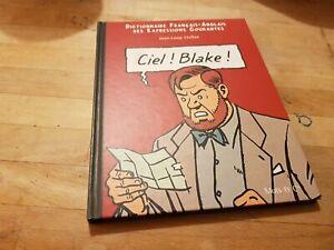 Dictionnaire français Anglais Blake Et Mortimer