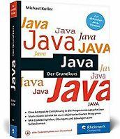 Java: Der kompakte Grundkurs mit Aufgaben und Lösungen i...   Buch   Zustand gut