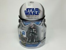 New Star Wars The Legacy Collection ARC TROOPER COMMANDER #x6
