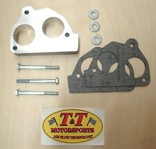 TNT Throttle Body TBI Spacer 87-91 Chevy GMC 1500 5.7L 200-540