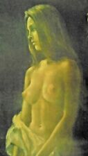 Leo Jansen oil on canvas nude