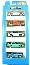 MATTEL 1995 Hot Wheels 5 Vehicle Gift Pack 1:64 PORSCHE Unopened MINT CONDITION