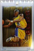 Rare! 1997-98 Skybox Z-Force Super Boss Kobe Bryant #3, Foil Parallel Insert