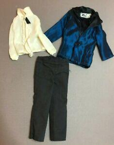 #1719 Midnight Blues 1972  Ken Doll outfit MOD VINTAGE BARBIE