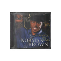 Norman Brown CD Sending My Love / Peak Records Sigillato 0888072313279