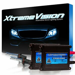 XtremeVision 35W HID Xenon Light Kit - H10 / 9140 5000K - Bright White