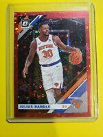 2019-20 Donruss Optic Julius Randle Red Fast Break SSP Prizm /85 Knicks 🔥 🔥