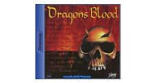 ## Dragons Blood (mit OVP) - SEGA Dreamcast / DC Spiel - TOP ##