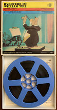 SUPER 8mm Faded Color Sound THE OVERTURE TO WILLIAM TELL Walter Lantz cartoon